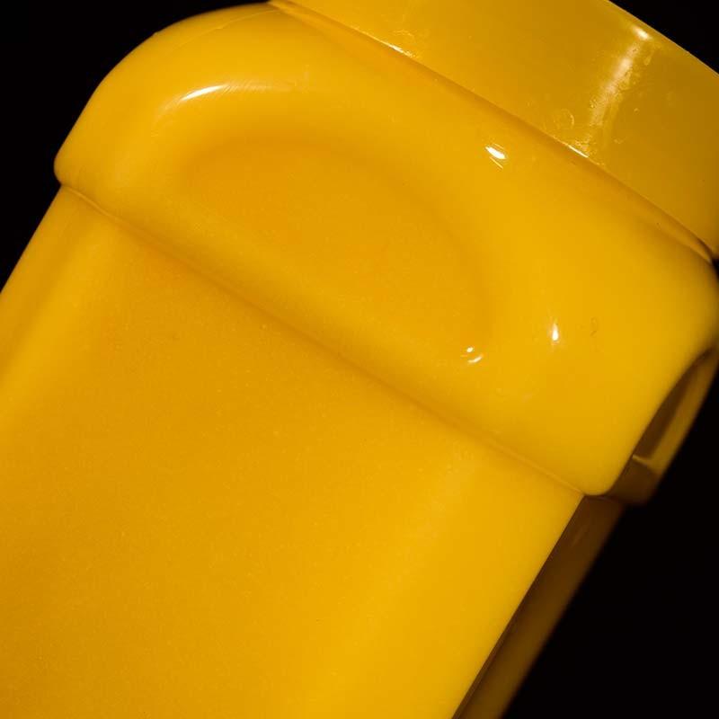 روغن زرد گاو میش